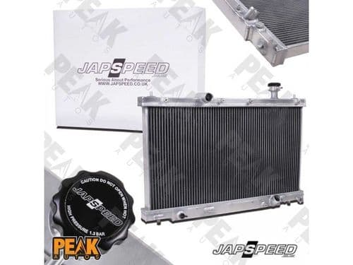 HONDA Civic EP3 Type R Aluminium Performance Radiator 01-05