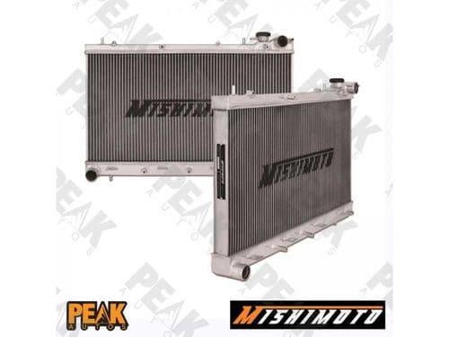 Mishimoto Aluminium Performance Radiator 02-08 fits Subaru Forester SG XT