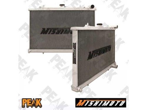 Mishimoto Aluminium Performance Radiator 89-93 RB20 RB26 to fit Nissan Skyline R