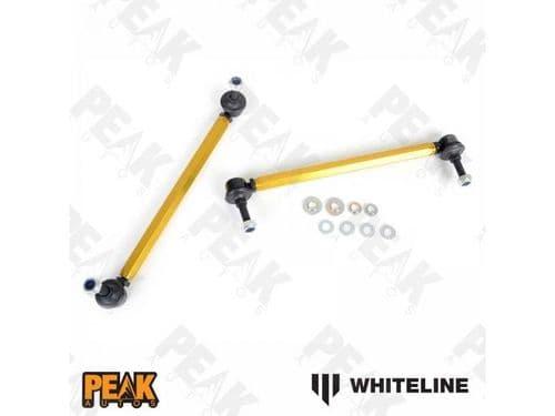 Whiteline Adjustable Anti-Roll Sway Bar Drop Link Front BMW E81 E82 E87 E88 1 Se