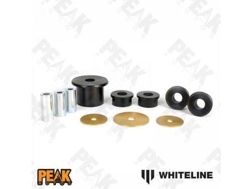 Whiteline Differential Mount Bushing Kit BMW E81 E82 E87 E88 F20 F21 1 Series 04