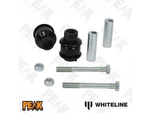 Whiteline Front Control Arm - Lower Bushing Camber Kit BMW E81 E82 E87 E88 1 Ser