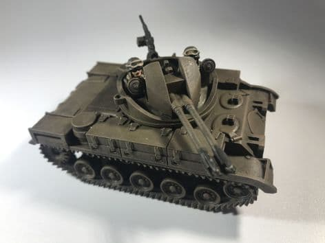 M42 Duster, 1/56th scale, 28mm