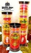 Busy Bee - Magik Beanz Gift Set -60 Beans-4 Strong Scents & Ceramic Wax Warmer