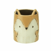 Ceramic Fox Planter - 14.5cm