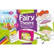 Create your own Fairy Theatre - Gift Pack