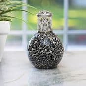 Desire Aroma - Air Purifying Fragrance Lamp - Black Mosaic