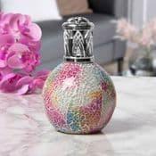Desire Aroma - Air Purifying Fragrance Lamp - Rainbow Mosaic