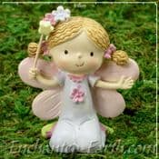 Fairy Friends -  Linda in Lilac - Toddler  Fairy  7cm