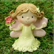 Fairy Friends -  Lucy in Lemon - Toddler  Fairy  7cm