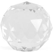 Fairy Garden Crystal Ball - Clear - 4cm