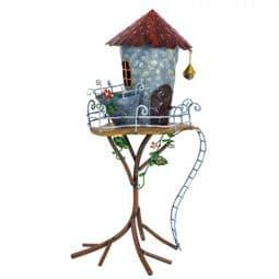 Fairy Kingdom  Fairy House - The Tall Bucket House.