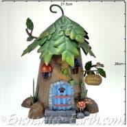 Fairy Kingdom - Pixie Manor - Leaf Top Mansion - 27cm