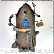 Fairy Kingdom - Pixie Manor - Oak Lodge Cottage - 28cm