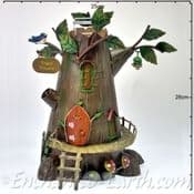 Fairy Kingdom - Pixie Manor - Trunk Towers-26cm