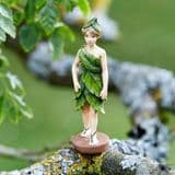 Fantasy Forest Elves - Ash - 10cm Tall (with magnetic base)