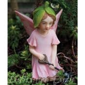 Fiddlehead- Diana The Garden Digger Fairy