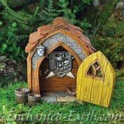 Fiddlehead - Fairy Garden - Gnome Foyer (With Opening door)