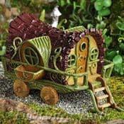 Fiddlehead - Fairy Gypsy Wagon