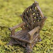 Fiddlehead Fairy Throne