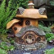 Fiddlehead- Fairy Toadstool Tavern