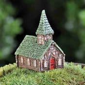 Fiddlehead Micro Mini - Country Church