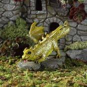 Fiddlehead Miniature Prowling Dragon