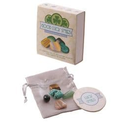 Gemstone Well being Collection -  Good Luck Stones.