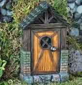 Georgetown/Fiddlehead - Country Cottage Fairy Door