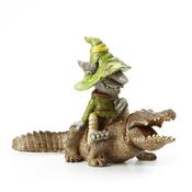 Georgetown - Fiddlehead- Crocker The Swamp Troll riding his Gator