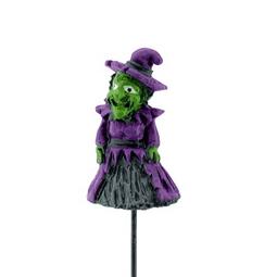 Georgetown -Fiddlehead Fairy Garden - Micro Mini Witch.