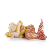 Georgetown Fiddlehead - Fairy Garden  Sleeping Mermaid