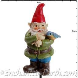 Georgetown -Fiddlehead - Mushroom Fairy - Dottie - 4cm (2).