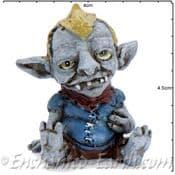 Georgetown - Fiddlehead - Jubal The Troll -4cm
