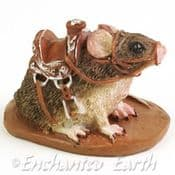 Georgetown - Fiddlehead Magical Mouse with Saddle