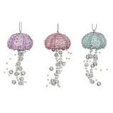 Gisela Graham - Magical Under The Sea Decorations - Beaded Jellyfish