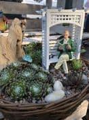 Happy Father's Day Garden
