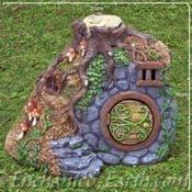 Hobbit Cottage - The Shire 21cm