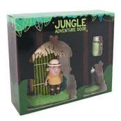 Jungle Adventure  -Magical Door Set - Magical Gift set -3 items