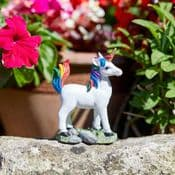 Large Magical Rainbow Unicorn - 12.5cm