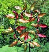 Large RHS Chatsworth Cascade -Garden Wind Spinner