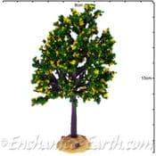 Lemax  - Alder Tree - 13cm tall