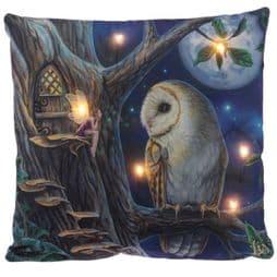 Magical light-up LED Cushion - 39cm Cushion &  Soft cover.