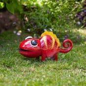 Metal  Garden Lizard - Sally Mander - 27cm