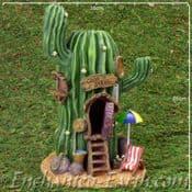 Mexican Garden house -  Catus Cottage - 25cm