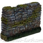Mini Garden Dry Stone Wall
