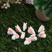 Miniature Garden Cute Little Bunny Rabbit