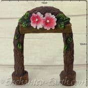 Miniature Garden - Magical Cottage Garden Arch