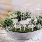 Miniature Garden Sets