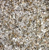 Mixed Mini Stones with small crushed Shells - Beach Garden Small 400g